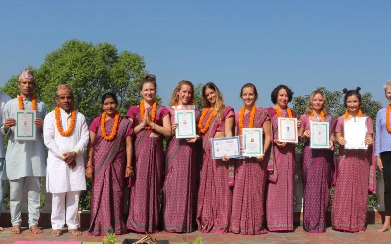 Advanced Yoga Teachers Training Course - YTT 500 Hours in Nepal