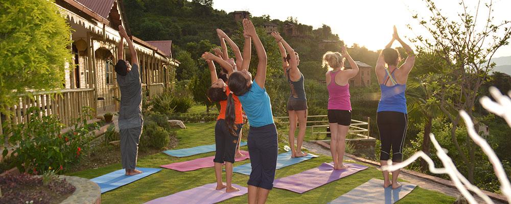 Best Yoga Teacher training in Nepal - Nepal Yoga Academy