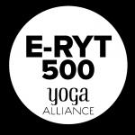 E-RYT 500 Yoga Alliance